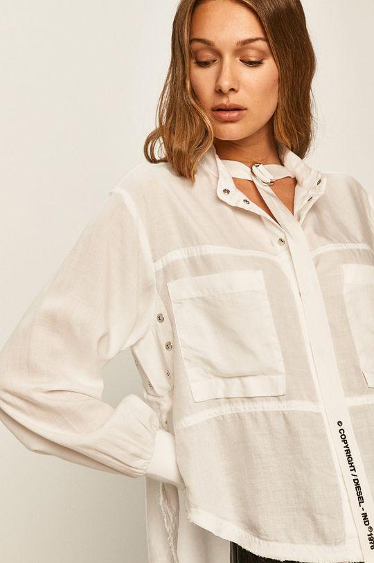 bílá Diesel - Košile
