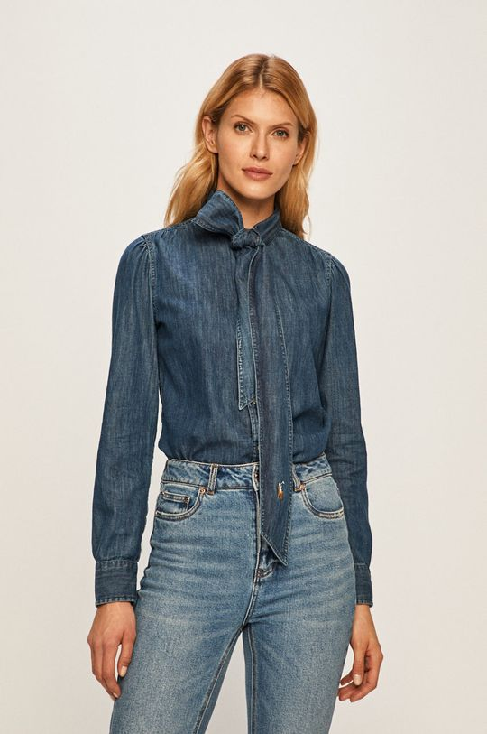 námořnická modř Polo Ralph Lauren - Džínová košile Dámský