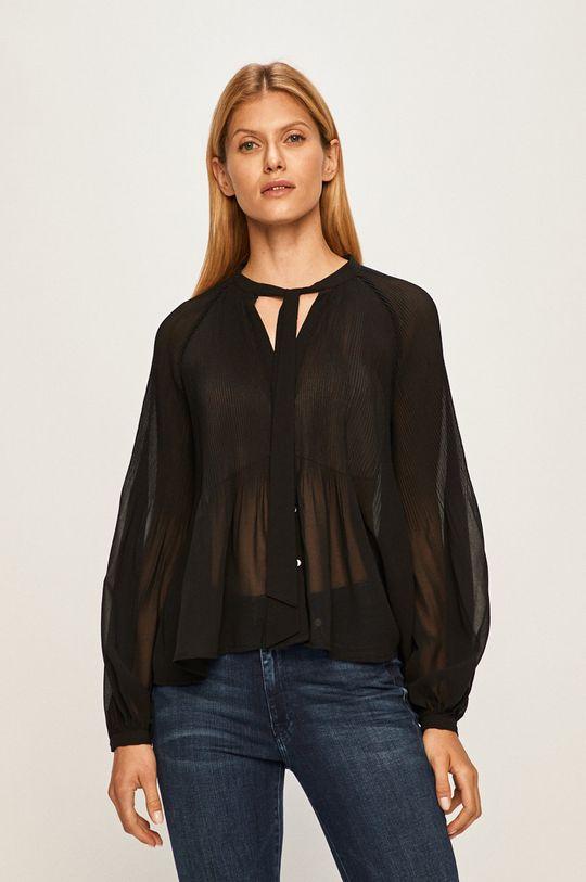 черен Pepe Jeans - Блуза Sui Жіночий