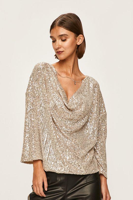 argintiu Patrizia Pepe - Bluza De femei