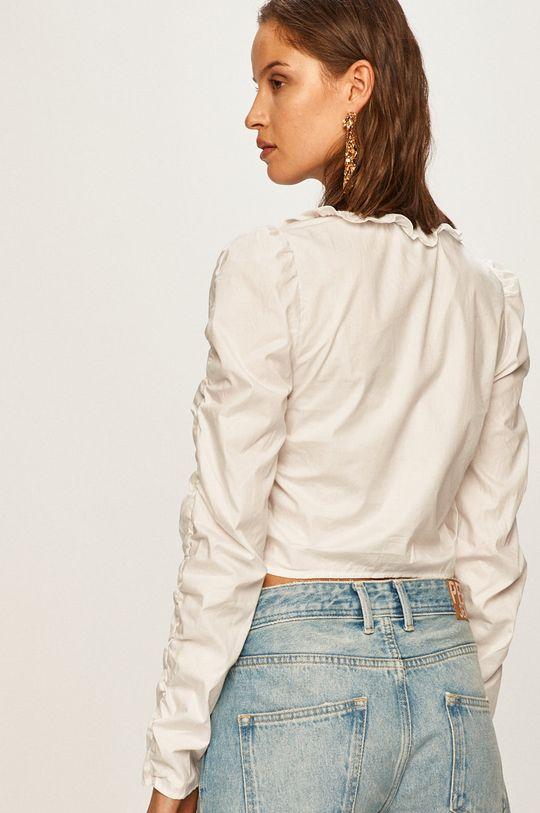 Pepe Jeans - Блуза Caroline x Dua Lipa  100% Памук