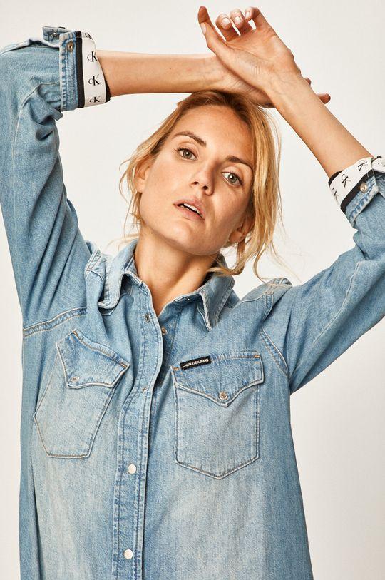 Calvin Klein Jeans - Košeľa Dámsky