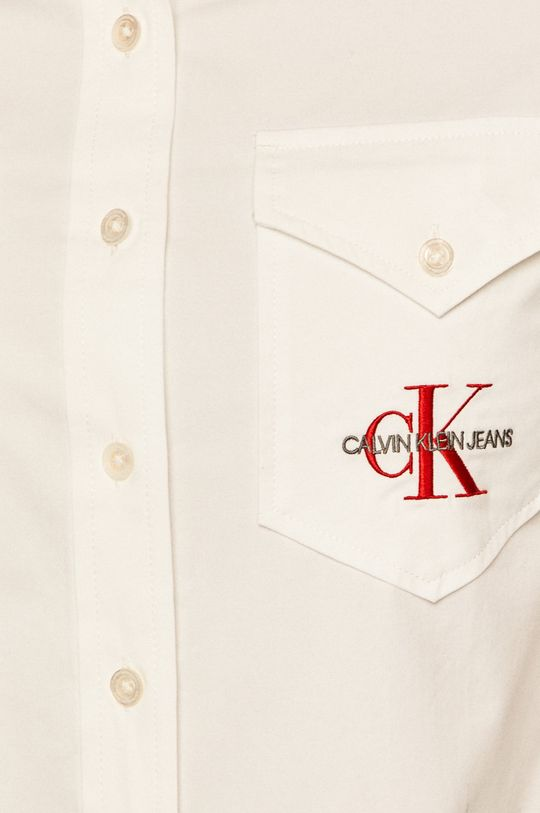 Calvin Klein Jeans - Košile bílá