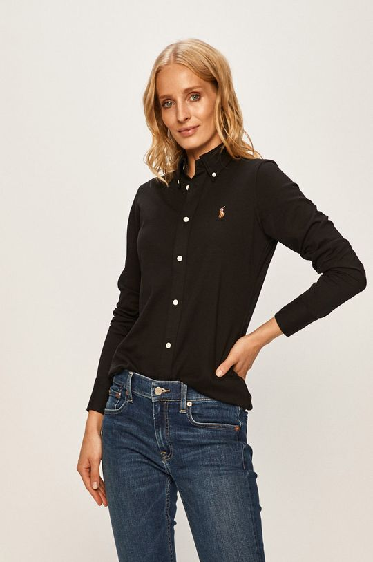 černá Polo Ralph Lauren - Košile Dámský