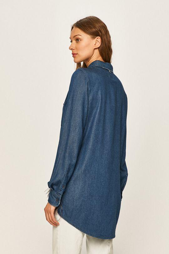 Twinset - Rifľová košeľa  Základná látka: 50% Bavlna, 50% Viskóza Úprava : 100% Perie