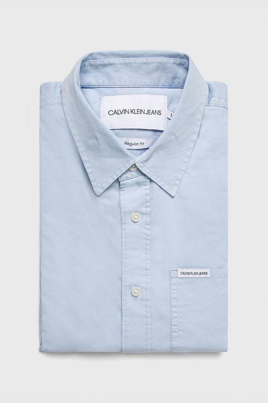 Calvin Klein Jeans - Košile světle modrá