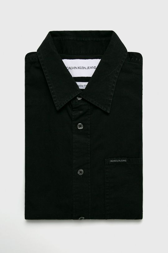 Calvin Klein Jeans - Košile černá