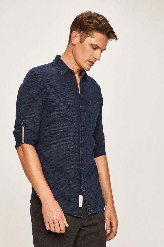 modrá Premium by Jack&Jones - Košile