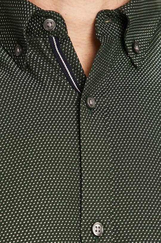 Premium by Jack&Jones - Košile ocelová zelená