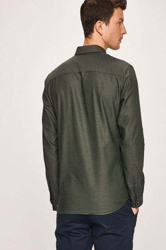 ocelová zelená Premium by Jack&Jones - Košile