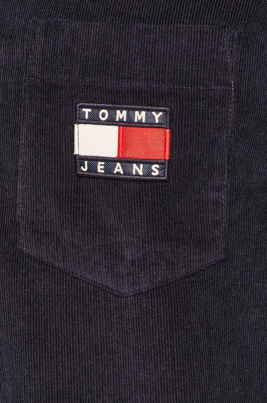 Tommy Jeans - Košeľa tmavomodrá