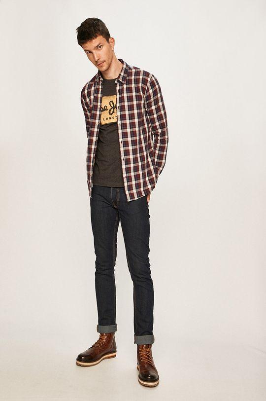 Pepe Jeans - Košile Roger 100% Bavlna