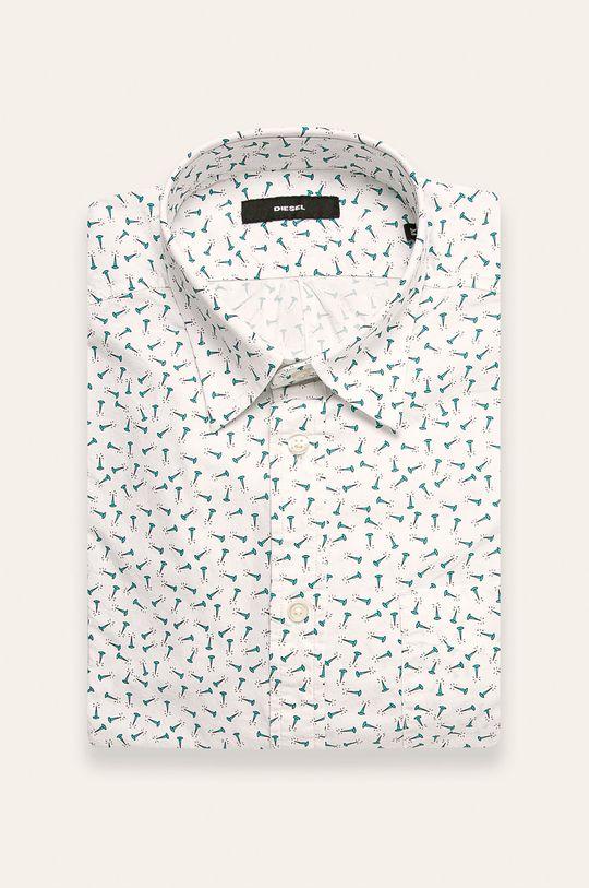 bílá Diesel - Košile Pánský