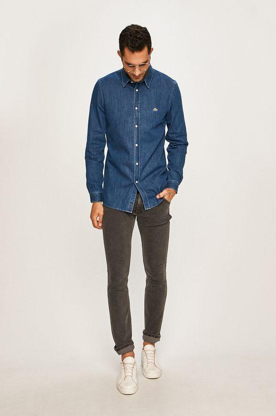 Lacoste - Košeľa modrá