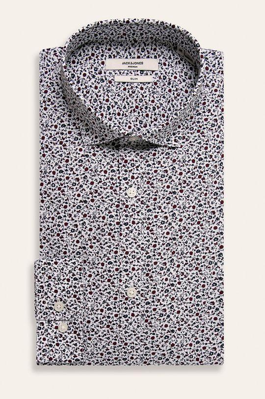 bílá Premium by Jack&Jones - Košile Pánský