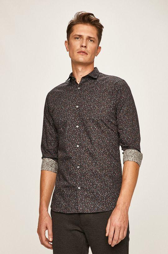 Premium by Jack&Jones - Košile černá