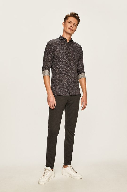 černá Premium by Jack&Jones - Košile