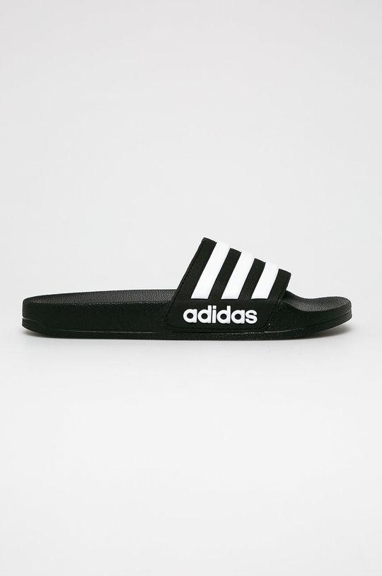negru adidas - Slapi copii De băieți