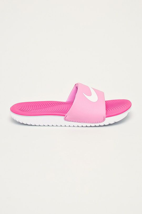 różowy Nike Kids - Klapki Dziecięcy
