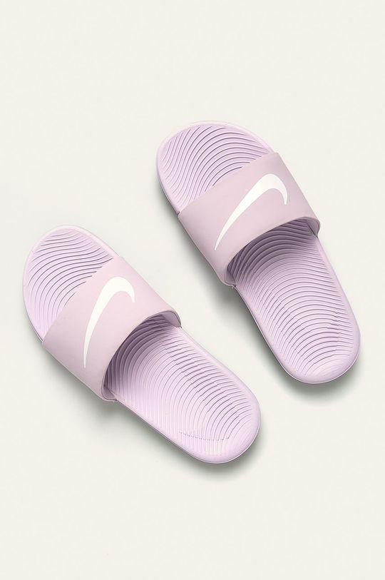 Nike Kids - Pantofle fialová