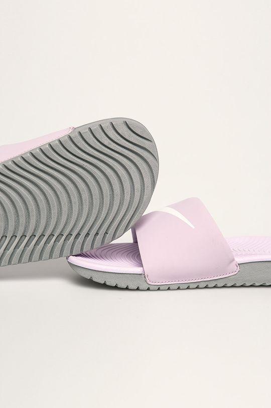 Nike Kids - Pantofle Svršek: Umělá hmota Vnitřek: Textilní materiál Podrážka: Umělá hmota