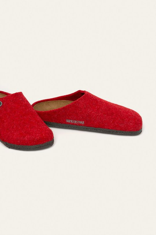 Birkenstock - Papuče Zermatt Rivet červená