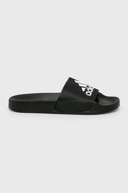 čierna adidas Originals - Šlapky Dámsky