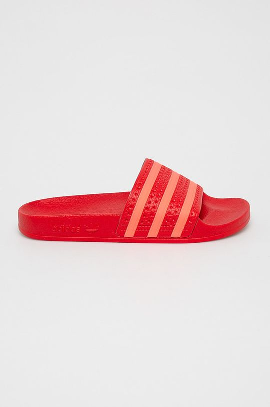 červená adidas Originals - Pantofle Dámský