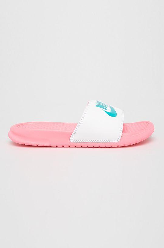 ostrá růžová Nike Sportswear - Pantofle Dámský