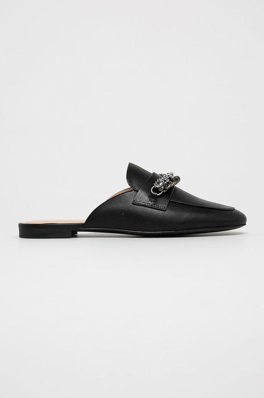 negru Coach - Papuci De femei