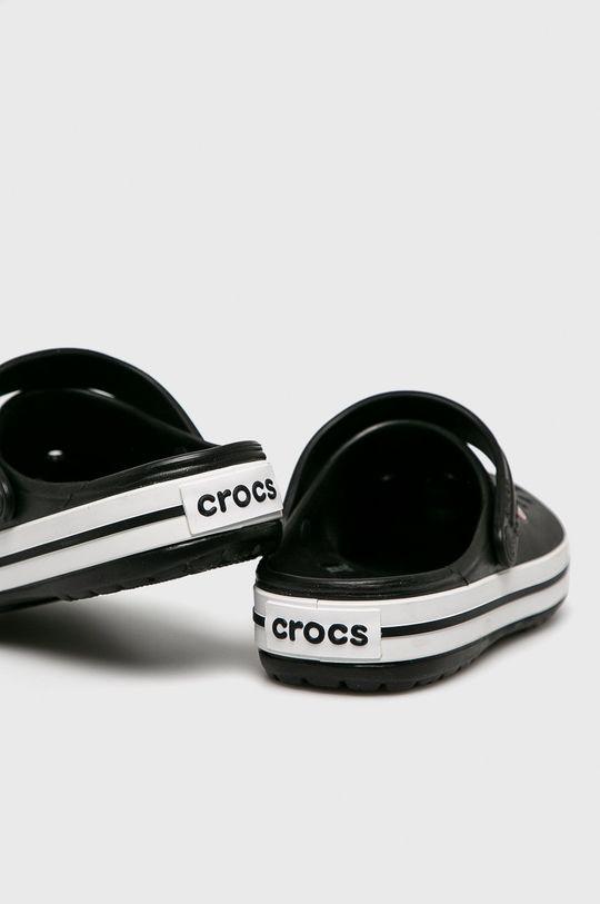 czarny Crocs - Klapki CROCBAND