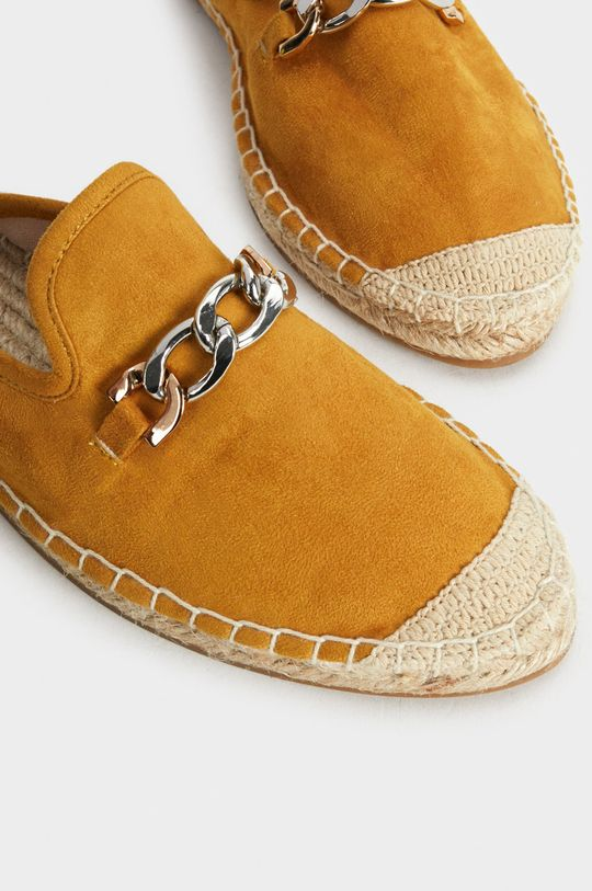 Parfois - Pantofle hořčicová