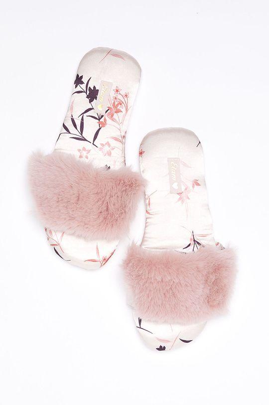 Etam - Papuče Magic  Zvršok: Textil Vnútro: Textil Podrážka: Syntetická látka