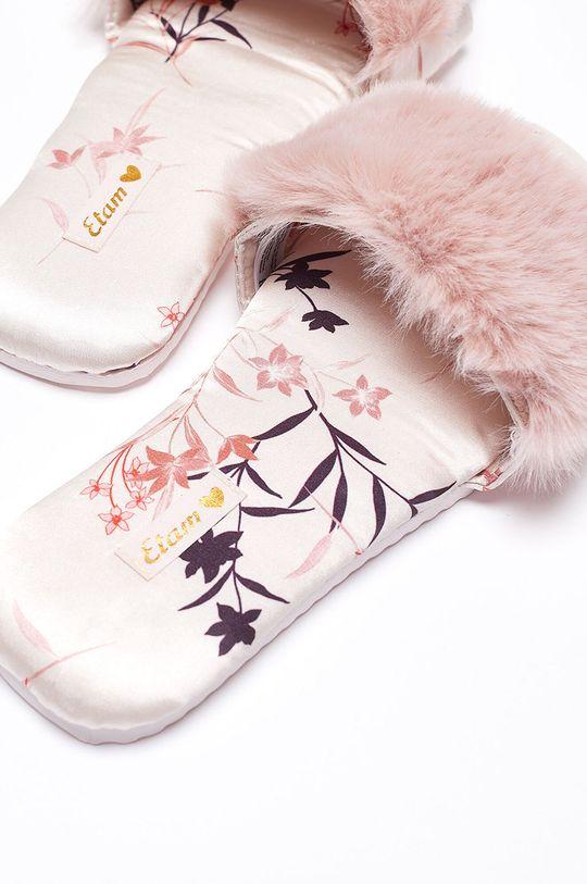 ružová Etam - Papuče Magic