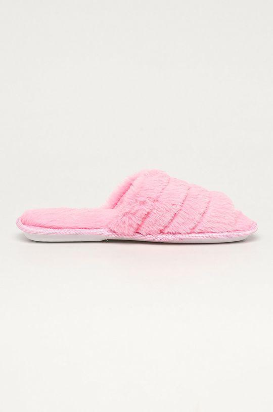 roz Truffle Collection - Papuci de casa De femei