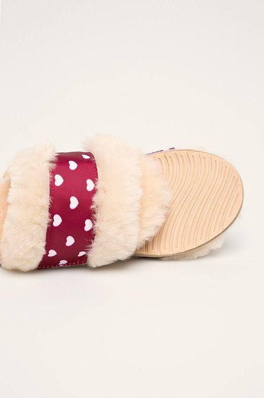 telová Emu Australia - Detské papuče Wrenlette Play