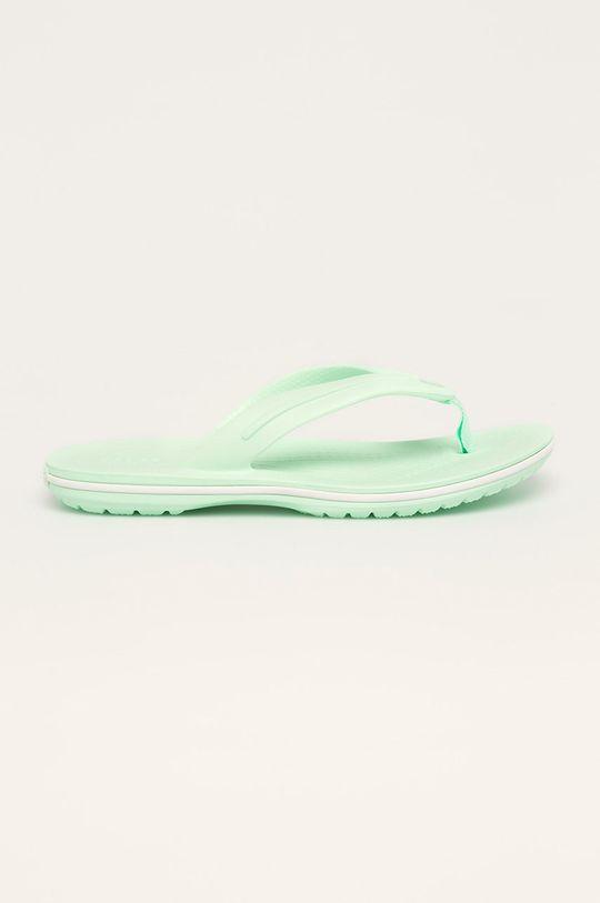 verde deschis Crocs - Slapi copii De fete