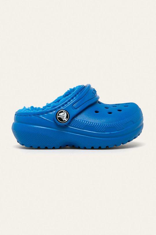 albastru deschis Crocs - Slapi copii De copii