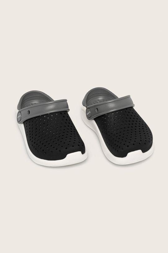 Crocs - Dětské pantofle černá