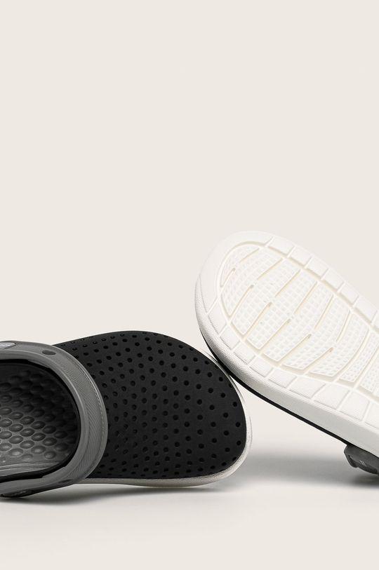 černá Crocs - Dětské pantofle