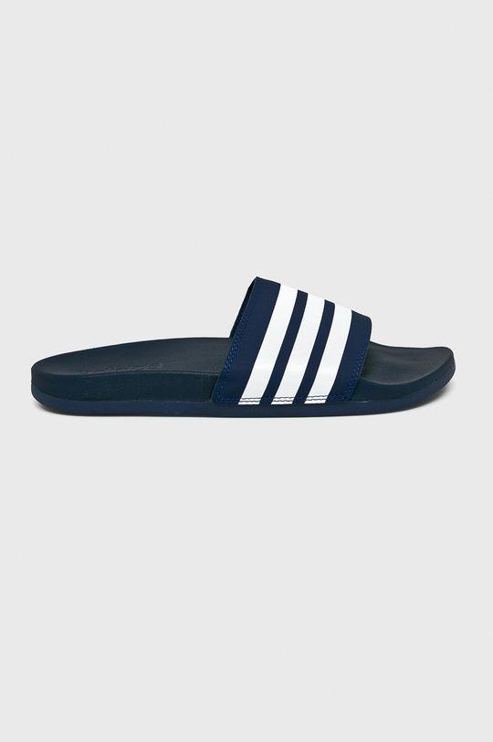 námořnická modř adidas - Pantofle Pánský