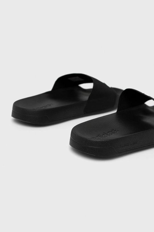 negru adidas - Papuci