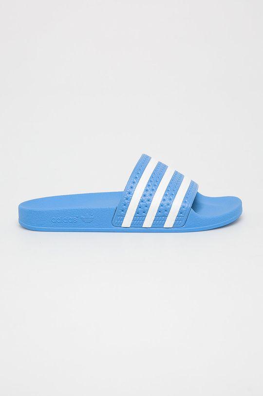 modrá adidas Originals - Pantofle Pánský