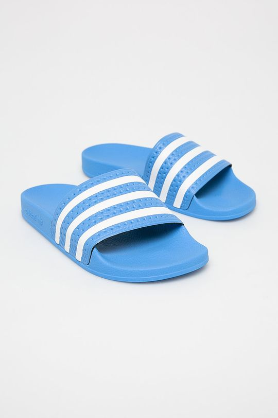 adidas Originals - Pantofle modrá