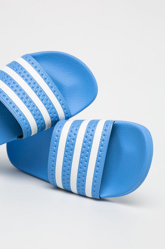 modrá adidas Originals - Pantofle