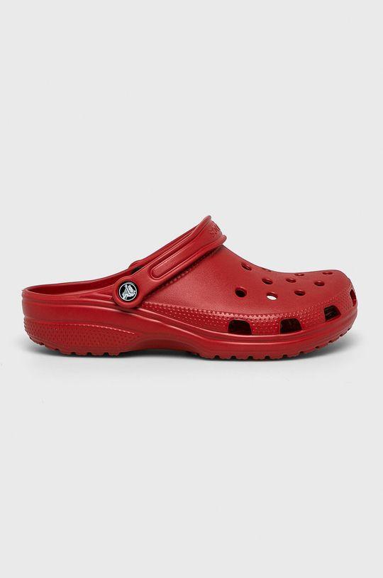 červená Crocs - Pantofle Pánský
