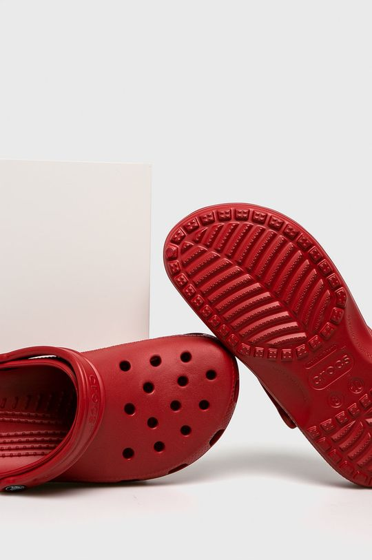 červená Crocs - Pantofle
