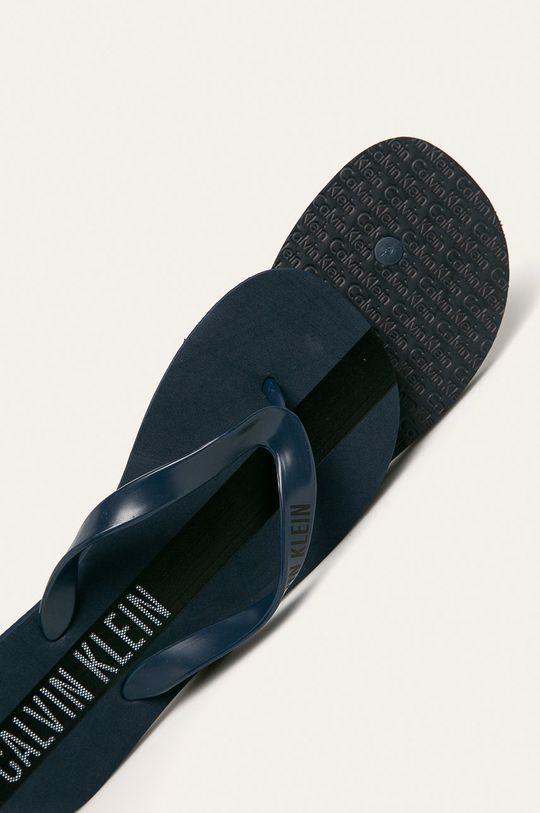 námořnická modř Calvin Klein Underwear - žabky