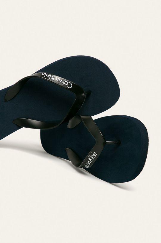 Calvin Klein Underwear - žabky námořnická modř