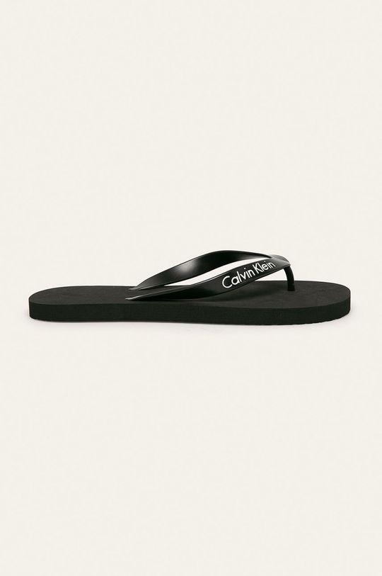 černá Calvin Klein Underwear - žabky Pánský